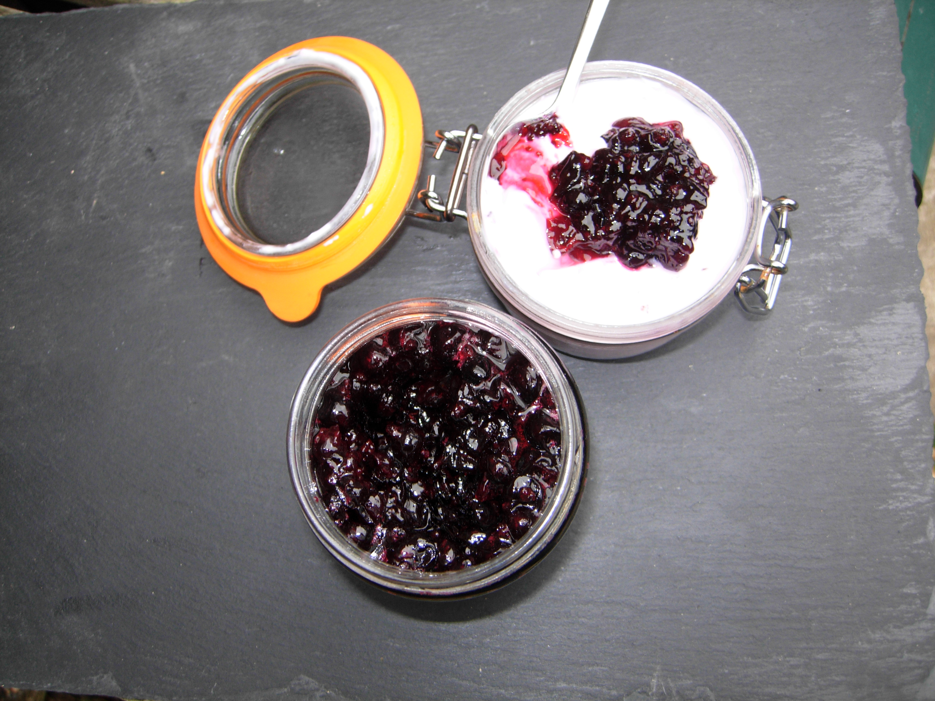 Blackcurrant Jam Recipe Quick And Easy Faraway Visions